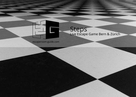 Steps, Live Escape Game Bern