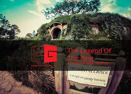 The Legend of the Ring, AdventureRooms Solothurn