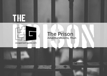 The Prison, AdventureRooms Thun