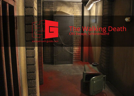 The Walking Death, CRS Escape Schönenwerd on escaperoom-guide.ch