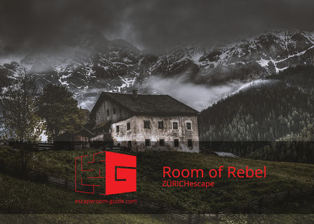 Room of Rebel by ZÜRICHescape auf escaperoom-guide.com
