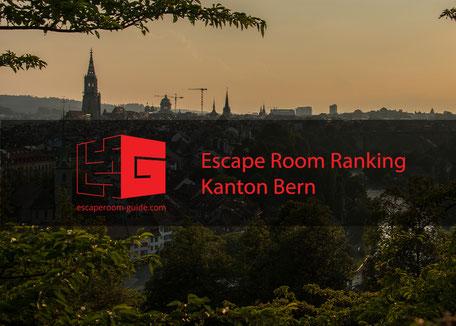 Escape Room Ranking Kanton Bern