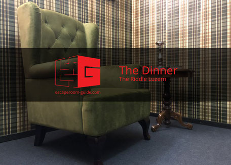 The Dinner, The Riddle Luzern