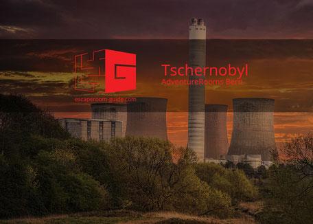 Tschernobyl, AdventureRooms Bern