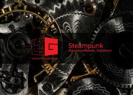 Steampunk, AdventureRooms Solothurn