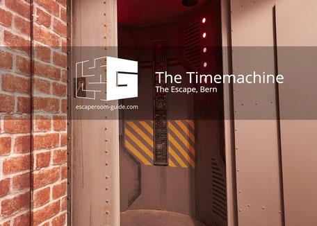 The Timemachine, The Escape, Bern