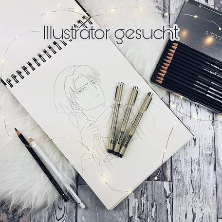 Illustrator Suche für Unersättlich 2 - Linda Kess
