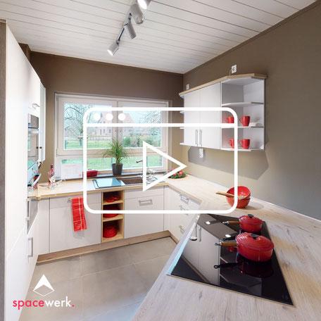 Riesenbeck - Der Küchenkotten - Innenansicht