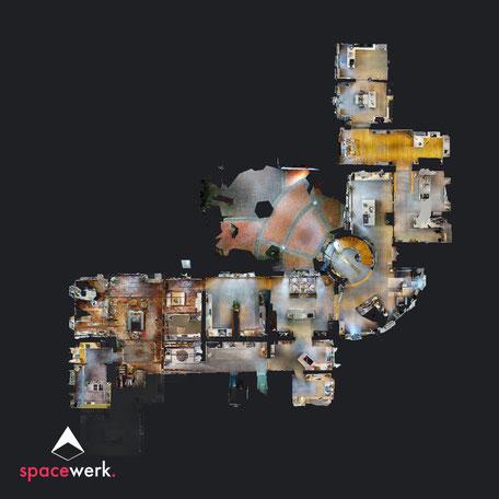 Riesenbeck - Der Küchenkotten - FloorPlan-Ansicht