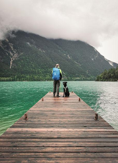 Bergurlaub mit Hund, Urlaub mit Hund, Achensee, Tirol
