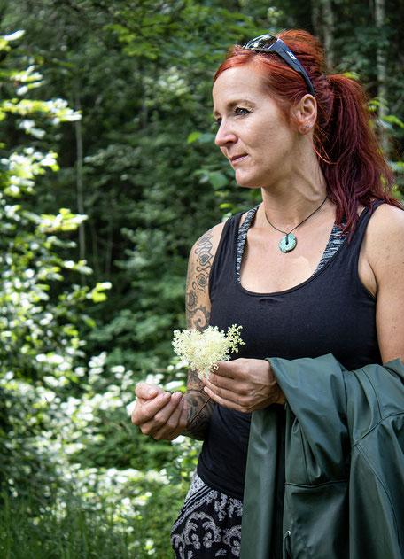 Viele Informationen rund um die Kräuter von der Kräuterhexe Sandra