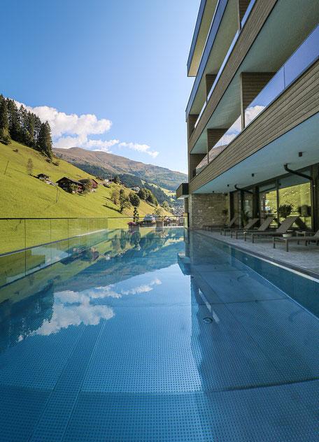 Tirolerhof Tux, Bergurlaub mit Hund, Luxusurlaub, Wellnesshotel, Zillertal, Tuxertal, Hintertux