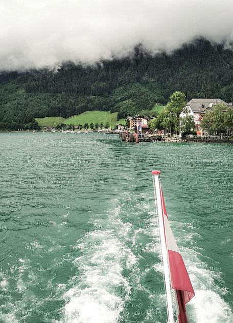 Wandern am Achensee, Wandern mit Hund, Urlaub in Tirol, Achensee, Bergurlaub mit Hund, Gaisalm, Uferweg Achensee,