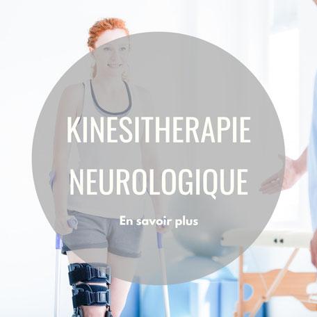 kinesithérapie neurologique