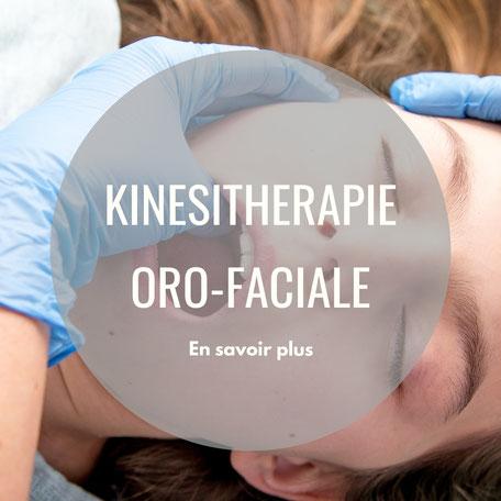 kine sphere oro-faciale