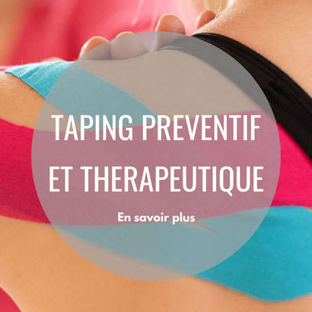 taping therapeutique nivelles