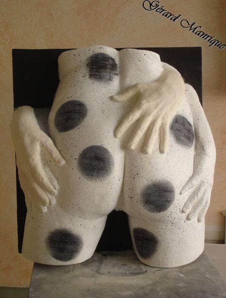 moulage corporel- empreinte du corps