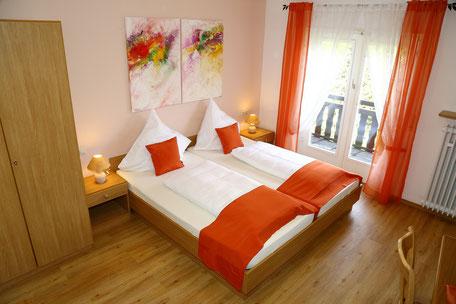 Doppelzimmer Schwarzwald
