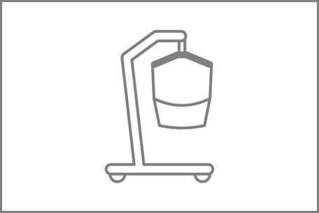 Grúas para enfermos Ortopedia Alicante