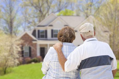 Immobilienvermittlung und Immobilienservice für Senioren und kranke Menschen.