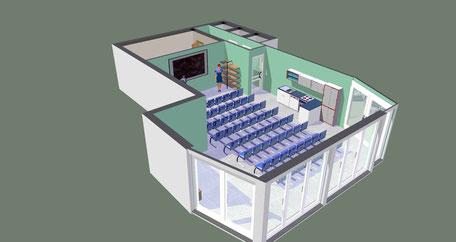 Wir erstellen von Ihrer Immobilie hochwertige Grundrisse und virtuelle Immobilienbesichtigungen.