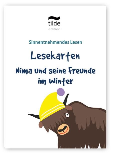 Leseförderung Grundschule Material: Lesekarten kostenlos