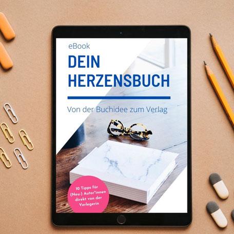 Von der Buchidee zum Verlag - Cover