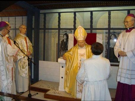 Seligsprechnung Fatima-Kinder Hirtenkinder Papst Johannes Paul