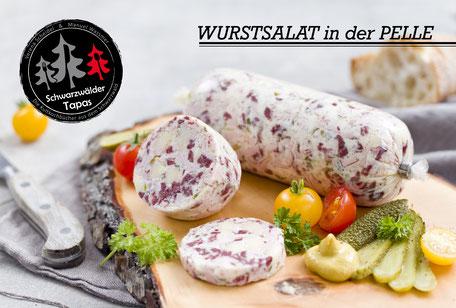 EDEKA Wurstsalat in der Peller