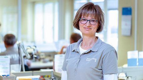 Yvonne Gröger, Koordination, Zahntechnik Wieck, Pritzwalk