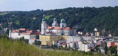 Altstadt Passau, Bild: Passau