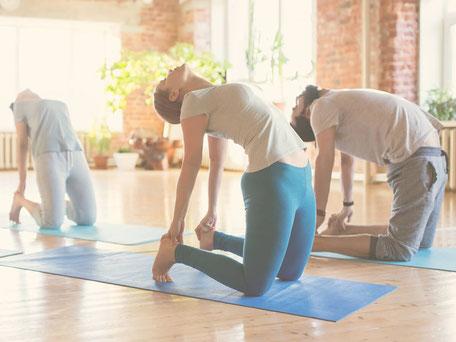 Joanne Rollier - Enseignante - cours de Yoga  à Genève