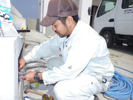 沖縄|三建設備|工事部門
