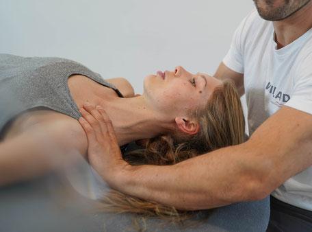 Massage. Physiotherapie, Wellnessmassage, Sportmassage, Hamburg