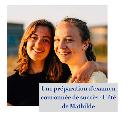 jeunes filles en séjour linguistique à l'étranger