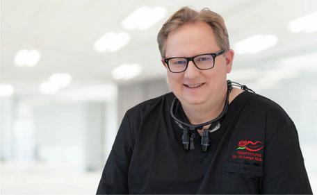 Dr. Thorsten Lange M.Sc., Zahnarzt in Rosenheim