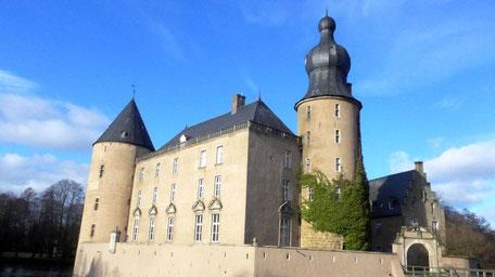Die Burg Gemen