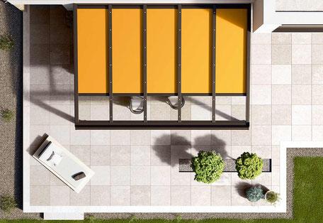 Markise für Terrassendach Markilux Büschking Zeven