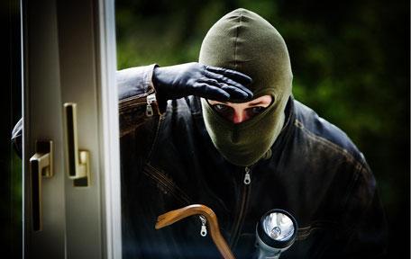 Schutz vor Einbrecher mit Rollläden