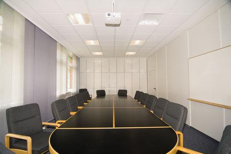 Komplettsanierung Konferenzraum Büschking Raumkonzept Heeslingen