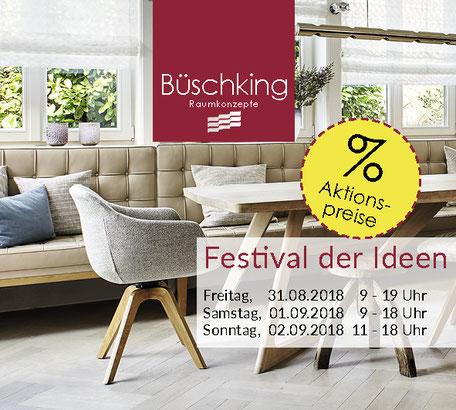 Büschking Frühlings-Vorteilstage 2017
