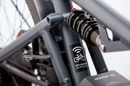 RX Connect  Mit Chip und App zum Connected E-Bike.von Riese und Müller bei Velo am Ostbahnhof in München Haidhausen