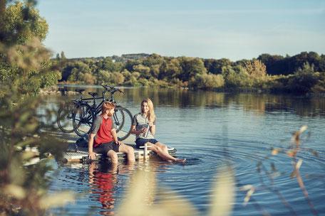 Trekkingräder der vsf fahrradmanufaktur in muenchen