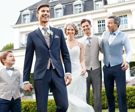 Bräutigam Mode in Hattingen