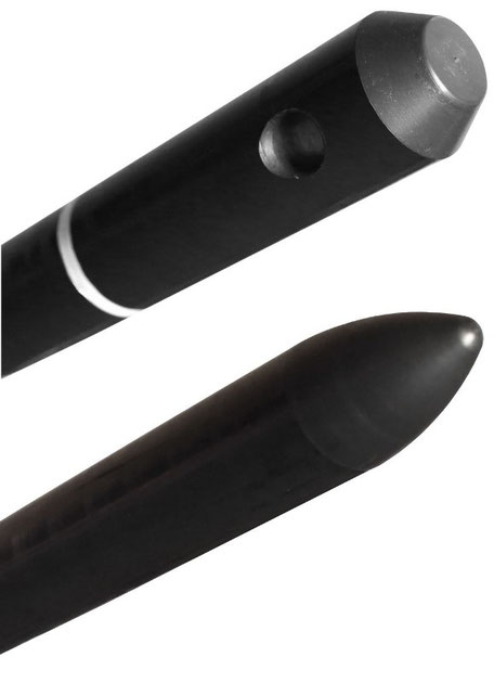 slacknail with rounded tip