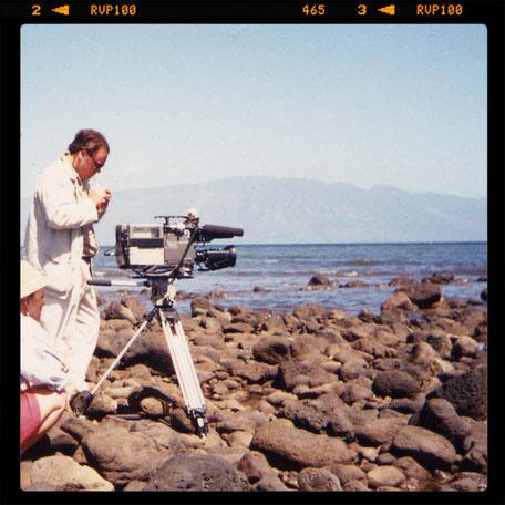 Jean-Claude Bartoll-shooting-hawaii-1991