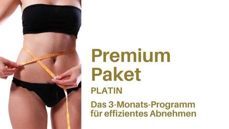 Premium Paket, Platin, virtuelles Magenband, Magenbandhypnose, virtual Gastric Band, Imaginäres Magenband, Abnehmen mit Hypnose