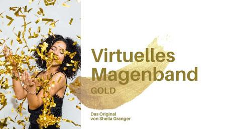 virtuelles Magenband, GOLD, Magenbandhypnose, virtual Gastric Band, Imaginäres Magenband, Abnehmen mit Hypnose