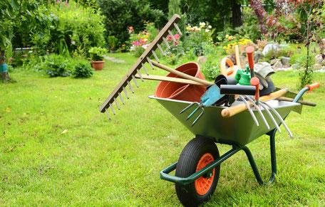 Atemberaubend Gartenarbeiten - Die Bergische Wupperperle #HF_35