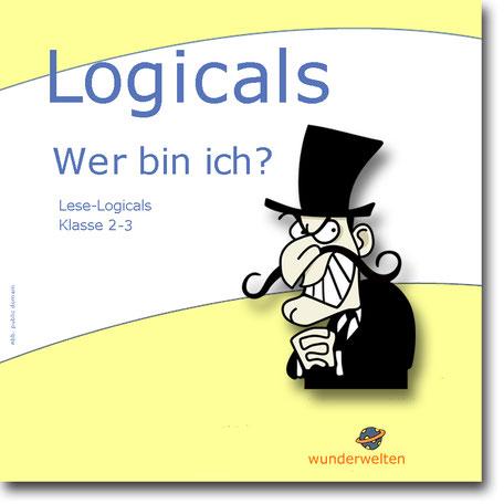Logicals Deutsch Grundschule 2. Klasse